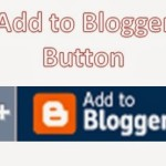 """""""Add to Blogger"""" Button Code"""