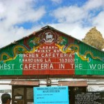 Highest Cafeteria In The World – Rinchen Cafeteria