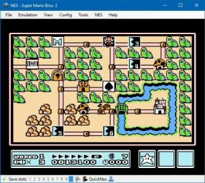 BizHawk SNES Emulator for PC, Mac and Android