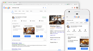 Update Google Business Listing to grow online business in COVID-19