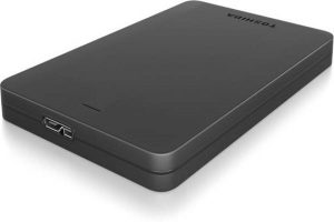 Toshiba Canvio Alumy 1TB Wired External Hard Disk Drive
