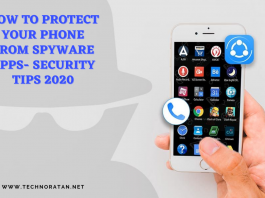 how to protect your phone from spyware apps- Security Tips 2020